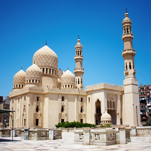 Mosque-of-Abu-Abbas-al-Mursi-in-Alexandria-Egypt-WS